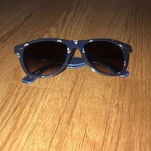 Nautical sunglasses